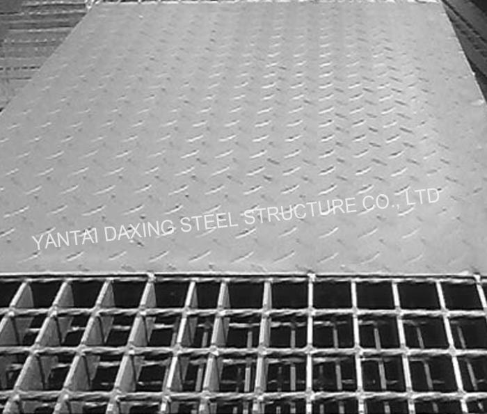Composite Steel Grating